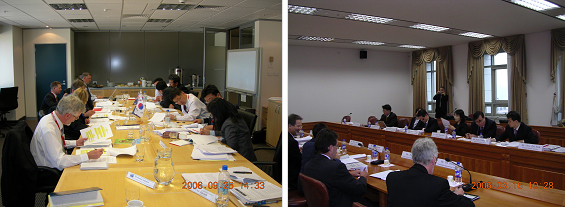 Negotiations for the Korea-Australia Social Security Agreement