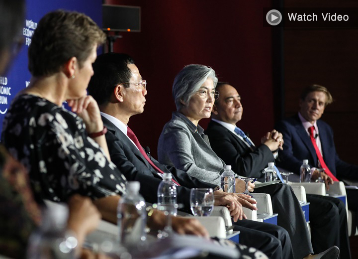 Foreign Minister's Joint Press Conference with WEF on ASEAN Co-Chairs