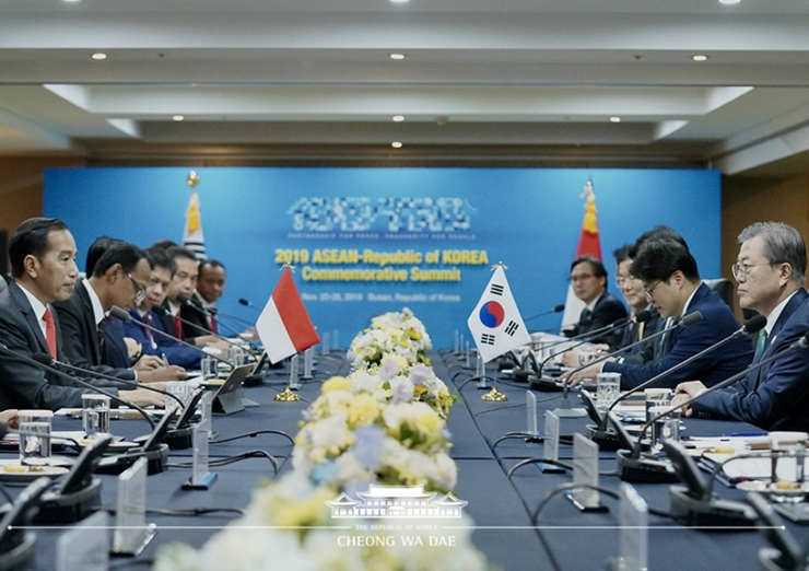 Results of Republic of Korea-Republic of Indonesia Summit