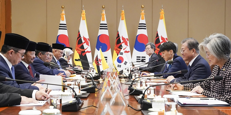 Results of Republic of Korea-Brunei Darussalam Summit