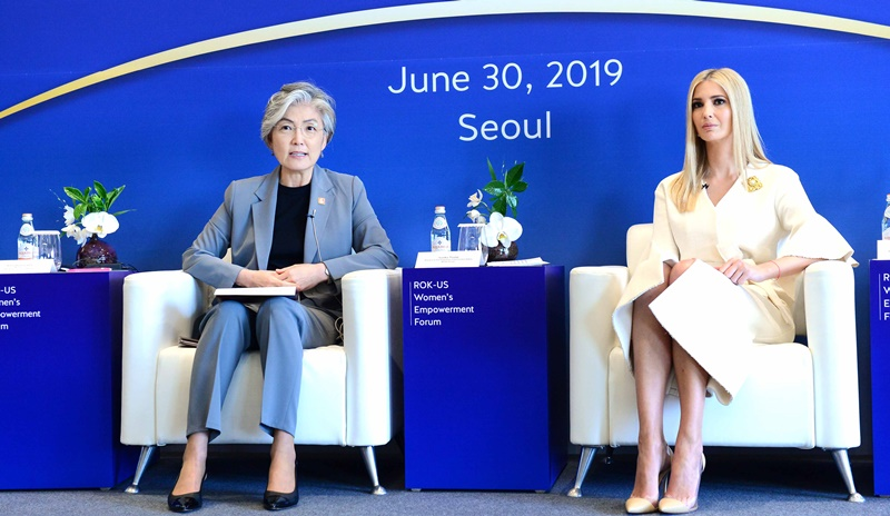 Minister of Foreign Affairs to Hold ROK-US Women's Empowerment Forum with US Presidential Advisor Ivanka Trump