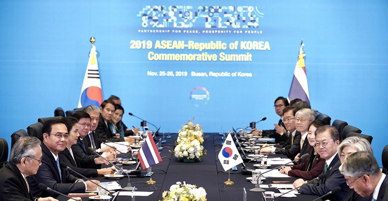Results of Republic of Korea-Kingdom of Thailand Summit