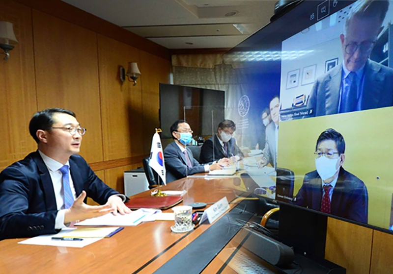 Deputy Minister for Political Affairs Holds 10th ROK-Finland Policy Consultation