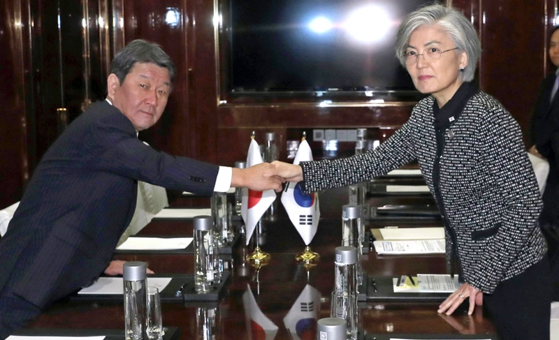 ROK-Japan Foreign Ministers' Meeting to Take Place on Dec. 24