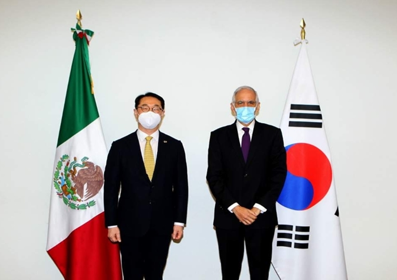 Outcome of Deputy Minister for Political Affairs Kim Gunn's Visit to Mexico
