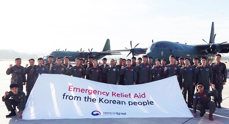 ROK Government to Offer Additional Humanitarian Assistance to Earthquake-Hit Indonesia