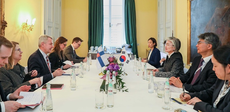 Bilateral Meetings between Minister of Foreign Affairs and her Lithuanian, Finnish and Norwegian Counterparts Held on Occasion of 56th Munich Security Conference